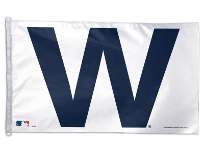 Chicago Cubs 2x3 Horizontal Flag