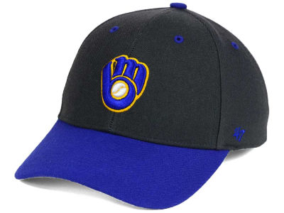 Milwaukee Brewers '47 MLB Kids Audible '47 MVP Cap