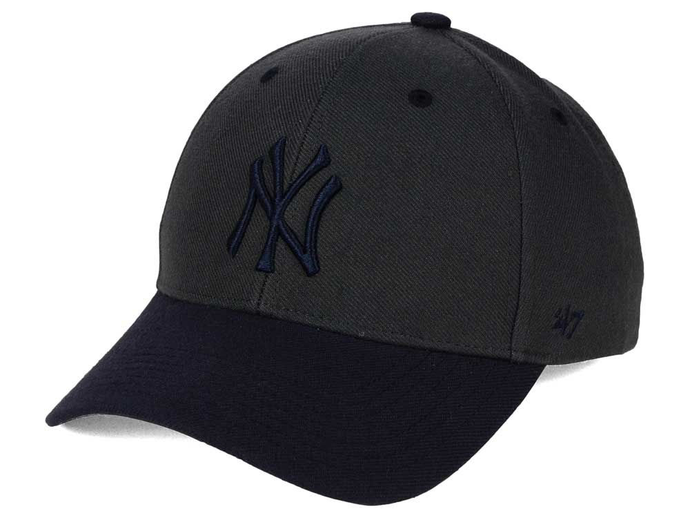 New York Yankees  47 MLB Kids Audible  47 MVP Cap  21746c914bf