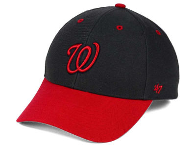 Washington Nationals '47 MLB Kids Audible '47 MVP Cap
