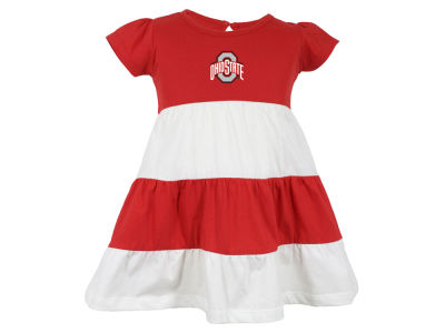 Ohio State Buckeyes NCAA Infant Becca Dress