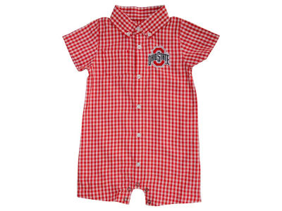 Ohio State Buckeyes NCAA Infant Brooks Onesie