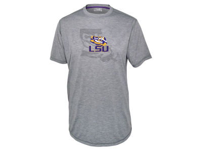 LSU Tigers NCAA Men's Inner State Performance T-Shirt