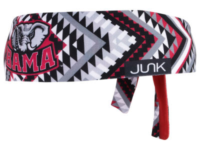 Alabama Crimson Tide Junk Brands NCAA Flex Tie Headband