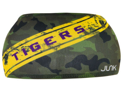 LSU Tigers Junk Brands NCAA Big Bang Lite Headband
