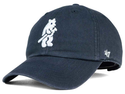 Chicago Cubs '47 MLB Vintage Navy '47 CLEAN UP Cap