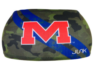 Ole Miss Rebels Junk Brands NCAA Big Bang Lite Headband