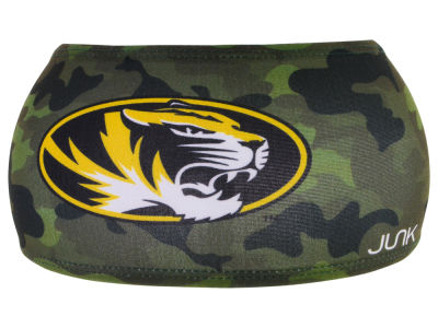 Missouri Tigers Junk Brands NCAA Big Bang Lite Headband