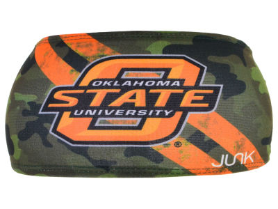 Oklahoma State Cowboys Junk Brands NCAA Big Bang Lite Headband