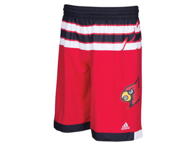 Louisville Cardinals adidas NCAA Youth 2016 March Madness Replica Alternate Shorts