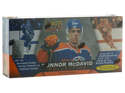 Connor McDavid UD Connor McDavid Collection