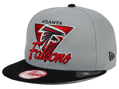 Atlanta Falcons New Era NFL Chase Gray 2 Tone 9FIFTY Snapback Cap