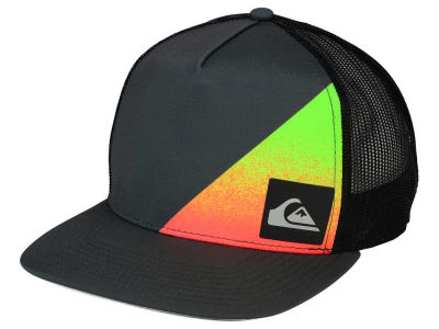 Quiksilver New Wave Comp 3 Trucker Hat