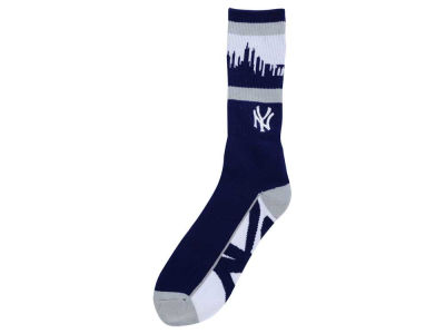 New York Yankees Skyline City Crew Sock
