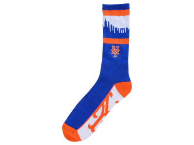 New York Mets Skyline City Crew Sock