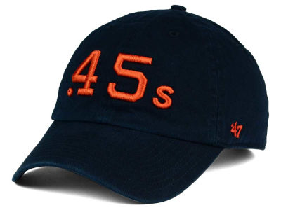 Houston Astros '47 MLB Cooperstown 47' CLEAN UP Cap