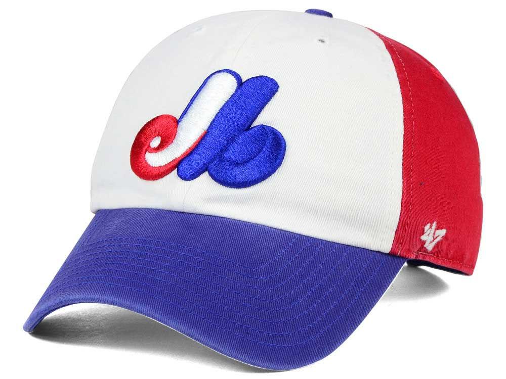 Montreal Expos  47 MLB Cooperstown  47 CLEAN ... 22066685ec7