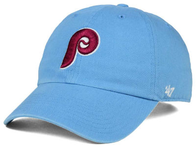 Philadelphia Phillies '47 MLB Cooperstown '47 CLEAN UP Cap