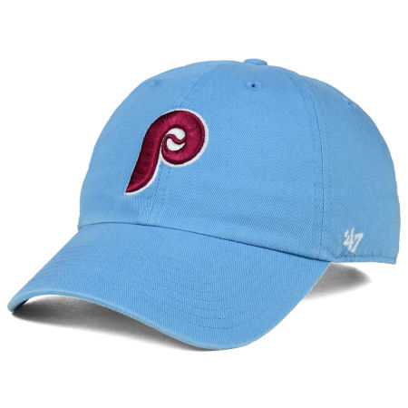 Philadelphia Phillies '47 MLB Cooperstown '47 CLEAN UP Cap