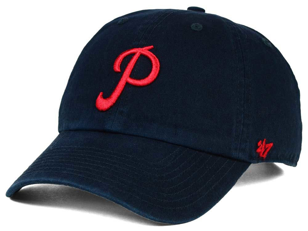 67df48314a7 Philadelphia Phillies  47 MLB Cooperstown  47 CLEAN UP Cap