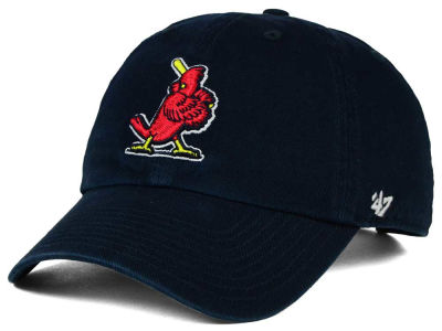 St. Louis Cardinals '47 MLB Cooperstown '47 CLEAN UP Cap
