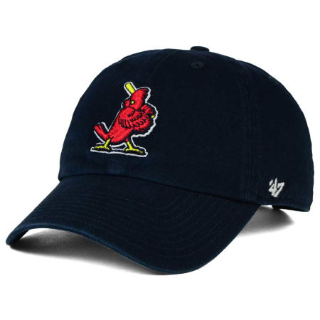 St. Louis Cardinals '47 MLB Cooperstown '47 CLEAN UP Cap