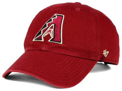 Arizona Diamondbacks '47 MLB On-Field Replica '47 CLEAN UP Cap