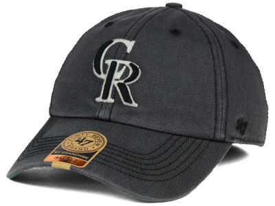Colorado Rockies '47 MLB Sachem '47 FRANCHISE Cap
