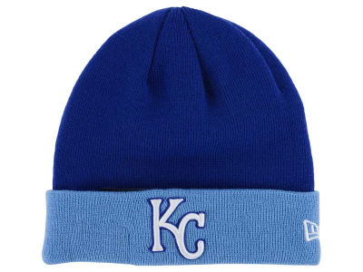 Kansas City Royals New Era MLB Basic Cuff Knit