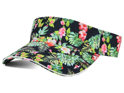 LIDS Private Label Sublimated Floral Visor
