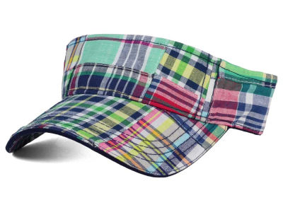 LIDS Private Label Madras Visor
