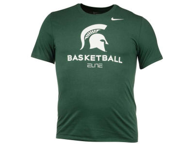 Michigan State Spartans Nike NCAA Men's Basketball University T-Shirt