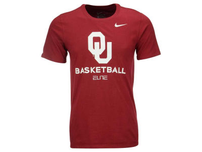 Oklahoma Sooners Nike NCAA Men's Basketball University T-Shirt