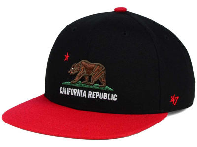 California Youth Cal Core Two Tone Snapback Cap