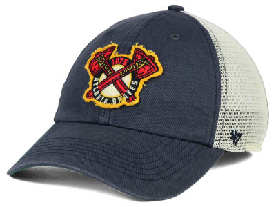 Atlanta Braves '47 MLB Tally '47 CLEAN UP Cap