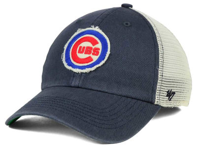 Chicago Cubs '47 MLB Tally '47 CLEAN UP Cap