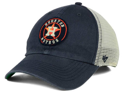 Houston Astros '47 MLB Tally '47 CLEAN UP Cap