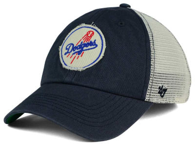 Los Angeles Dodgers '47 MLB Tally '47 CLEAN UP Cap