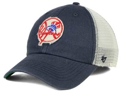 New York Yankees '47 MLB Tally '47 CLEAN UP Cap