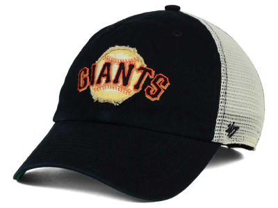 San Francisco Giants '47 MLB Tally '47 CLEAN UP Cap