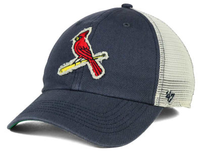 St. Louis Cardinals '47 MLB Tally '47 CLEAN UP Cap