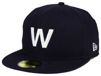 "Chicago Cubs New Era MLB ""W"" 59FIFTY Cap"