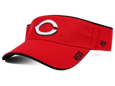 Cincinnati Reds '47 MLB '47 Top Rope Visor