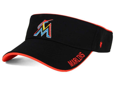 Miami Marlins '47 MLB '47 Top Rope Visor