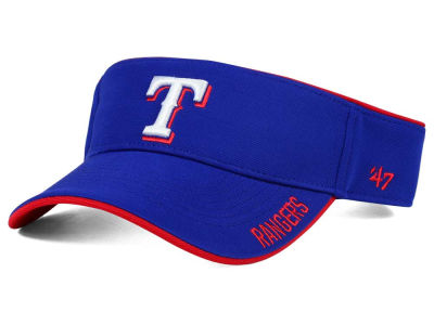 Texas Rangers '47 MLB '47 Top Rope Visor