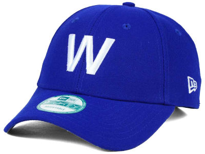 "Chicago Cubs New Era MLB ""W"" 9FORTY Cap"