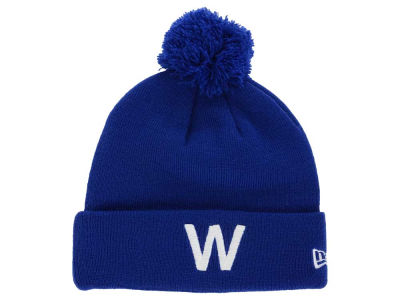 "Chicago Cubs New Era MLB ""W"" Knit"