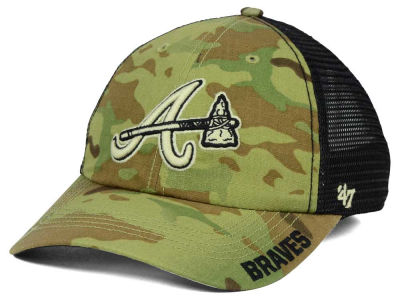 Atlanta Braves '47 MLB Garand '47 CLOSER Cap