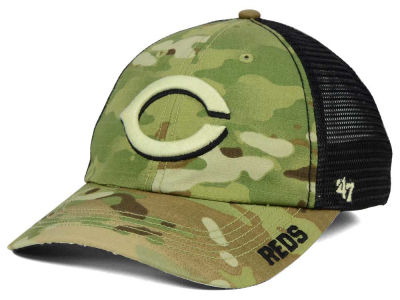 Cincinnati Reds '47 MLB Garand '47 CLOSER Cap