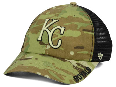 Kansas City Royals '47 MLB Garand '47 CLOSER Cap